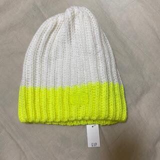 ギャップ(GAP)のニット帽(ニット帽/ビーニー)