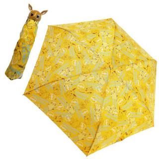 ポケットモンスター アイコンハンドル 折りたたみ傘【イーブイ】(傘)