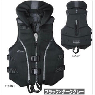 撃投ボディプロテクター2 ブラック×ダークグレー OWNER カルティバ(ウエア)