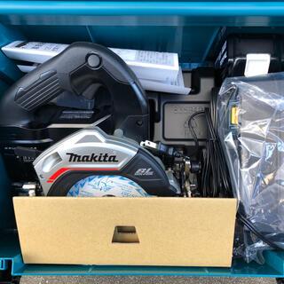 マキタ(Makita)のマキタ125mm 充電式マルノコ  HS474DRGX  未使用(その他)