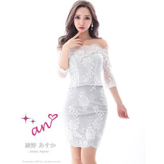 アン(an)のan キャバ ドレス(ミニドレス)