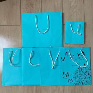 Tiffany & Co. - ティファニー 紙袋セット