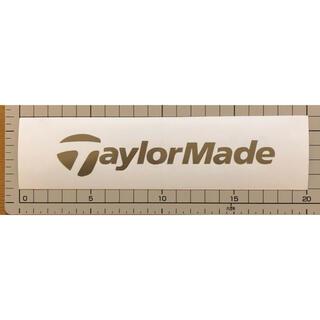 テーラーメイド(TaylorMade)のテーラーメイド カッティングステッカー(その他)