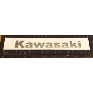 カワサキ(カワサキ)のカワサキ カッティングステッカー(ステッカー)