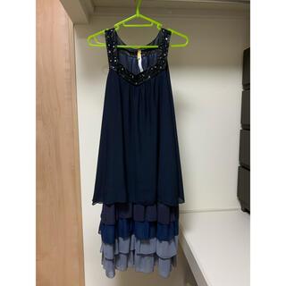 アクシーズファム(axes femme)のノースリードレス アクシーズファム ドレス(ミディアムドレス)