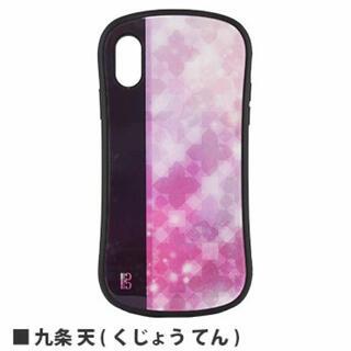 バンダイ(BANDAI)のアイドリッシュセブン iPhoneXR対応ハイブリッドガラスケース  九条天(iPhoneケース)