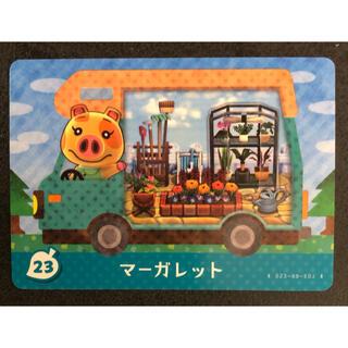 Nintendo Switch - amiiboカード マーガレット