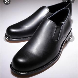 パドローネ(PADRONE)のPADRONE  パドローネ サイドゴアブーツ 41(ブーツ)