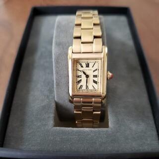 ユナイテッドアローズ(UNITED ARROWS)の⭐UNITED ARROWS⭐腕時計ゴールド(腕時計)