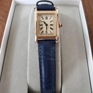 ユナイテッドアローズ(UNITED ARROWS)の⭐UNITED ARROWS⭐腕時計・革ネイビー(腕時計)