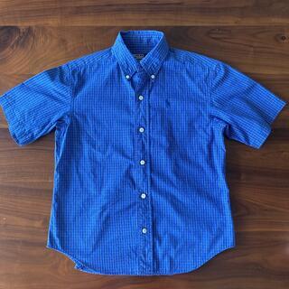 ポロラルフローレン(POLO RALPH LAUREN)のポロラルフローレン 130 半袖ボタンダウンシャツ(その他)