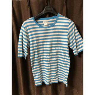 アニエスベー(agnes b.)のアニエスベー ボーダーTシャツ マリーンカラー(Tシャツ/カットソー(半袖/袖なし))