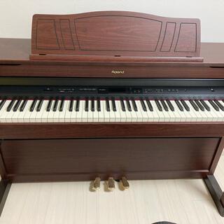 ローランド(Roland)の美品 ローランド 電子ピアノ Roland HP307-GP(電子ピアノ)