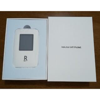 Rakuten - 【新品・未使用】Rakuten WiFi Pocket ホワイト