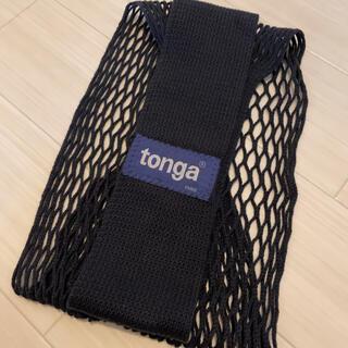 tonga - トンガフィット L ネイビー