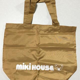 ミキハウス(mikihouse)の【期間限定値下】ミキハウス トートバッグ エコバッグ(エコバッグ)