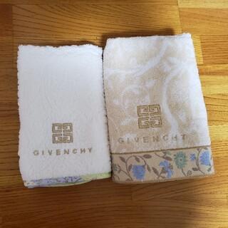 GIVENCHY - 【新品】フェイス&ハンドタオル【GIVENCHY】