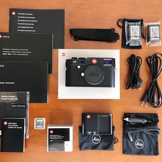 LEICA - 【美品】Leica M typ240 ブラックペイント オマケ多数