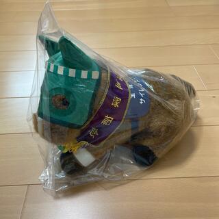 美品 新品同様 サイレンススズカ 宝塚記念 アバンティー Sサイズ(ぬいぐるみ)