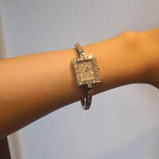 ハリーウィンストン(HARRY WINSTON)のハリーウィンストン ダイヤ ブレスレット ルシダ 時計 ウォッチ(腕時計)