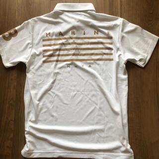 MARK&LONA - 完売品 ムータマリンゴルフ ポロシャツ XL