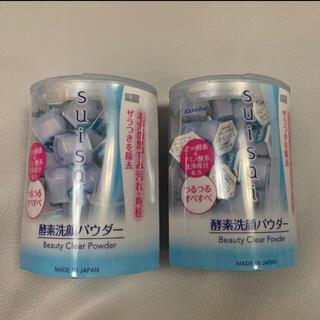 スイサイ(Suisai)のスイサイ ビューティクリアパウダーウォッシュ32コ入×2箱セット(洗顔料)