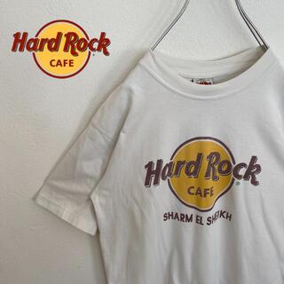 ロックハード(ROCK HARD)の【HardRockCafe】ハードロックカフェ ロゴ入りTシャツ 定番デカロゴ(Tシャツ/カットソー(半袖/袖なし))