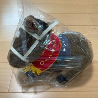 美品 新品同様 テレグノシス NHKマイルカップ アバンティー Sサイズ(ぬいぐるみ)