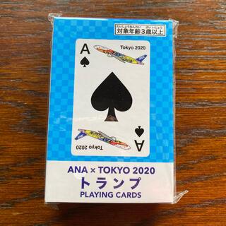 エーエヌエー(ゼンニッポンクウユ)(ANA(全日本空輸))のANA 東京オリンピック トランプ(トランプ/UNO)