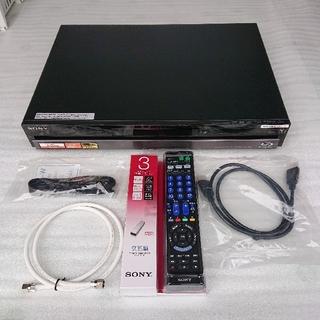 ソニー(SONY)のSONY ブルーレイレコーダー BDZ-RS15 美品 点検 動作確認清掃済‼️(ブルーレイレコーダー)