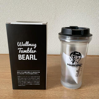 タリーズコーヒー(TULLY'S COFFEE)のマーロウ×タリーズ コラボタンブラー(タンブラー)