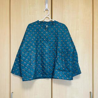サマンサモスモス(SM2)の【美品】SM2    キルティングジャケット(ノーカラージャケット)