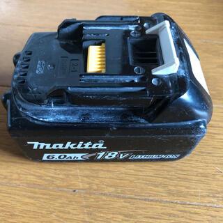 マキタ(Makita)の送料無料 マキタ 18v 6A バッテリー(バッテリー/充電器)
