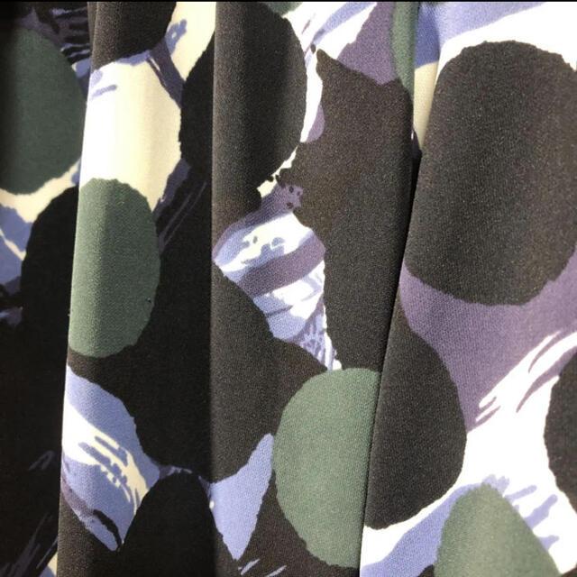 ALBA(アルバ)の♣️alba♣️ヴァイオレットドットトップス❣️夏物衣料断捨離中です^_^❣️ レディースのトップス(シャツ/ブラウス(長袖/七分))の商品写真