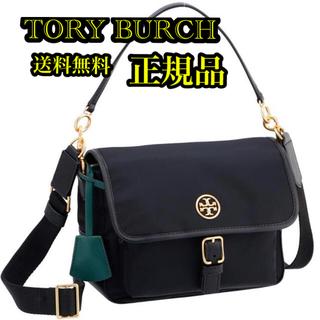 トリーバーチ(Tory Burch)の本日限定!トリーバーチ TORY BURCH 斜め掛け 74651 ブラック(ショルダーバッグ)