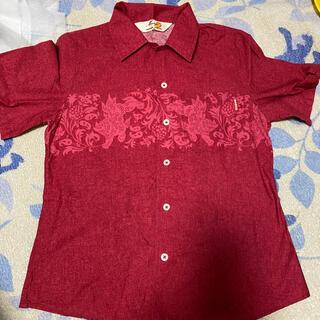 マンゴ(MANGO)のマンゴー かりゆし M(シャツ/ブラウス(半袖/袖なし))