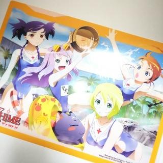 チャンピオンRED2006年3月号付録★舞-乙HiMEマイオトメクリアファイル(クリアファイル)