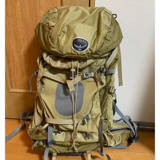 オスプレイ(Osprey)のosprey エーリエル55L(登山用品)
