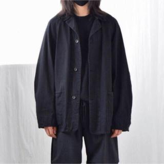 コモリ(COMOLI)の新品 コモリ comoli デニム ワークジャケット2(Gジャン/デニムジャケット)