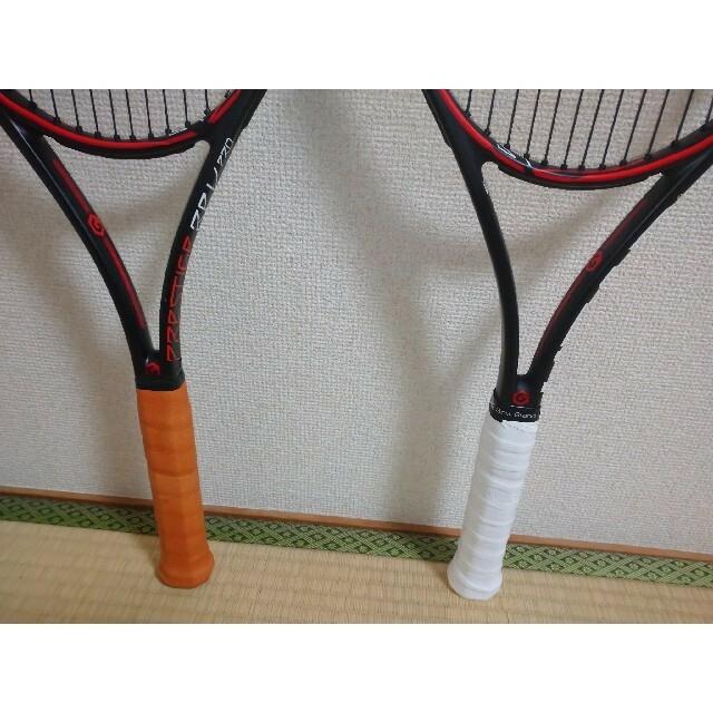 HEAD(ヘッド)のヘッド HEAD プレステージ レフプロ2本セット テニスラケット スポーツ/アウトドアのテニス(ラケット)の商品写真