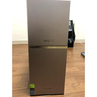 エイスース(ASUS)のASUS M70AD-I54460 デクストット モニター付き(デスクトップ型PC)