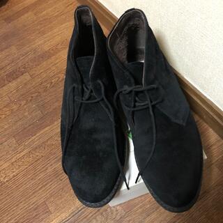 ダンロップ(DUNLOP)のダンロップヌメ革ゴルフ兼用ブーツ(ブーツ)