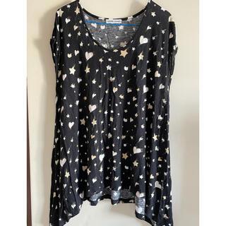 ツモリチサト(TSUMORI CHISATO)のツモリチサトTシャツ、カットーソー、チュニック(Tシャツ(半袖/袖なし))