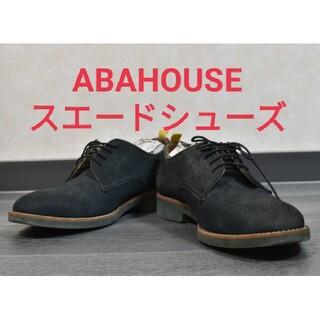 ABAHOUSE - アバハウス スエード スニーカー 26cm ABAHOUSE シューズ メンズ