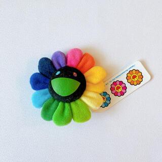 MOMA - 使用品 村上隆 Flower Key chain フラワーキーチェーン ブラック