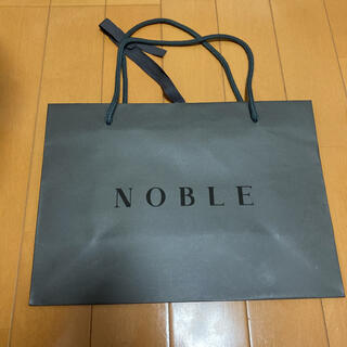 ノーブル(Noble)のノーブル ショッパー(ショップ袋)