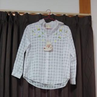 チェスティ(Chesty)のchesty💕刺繍ブラウス✨(シャツ/ブラウス(長袖/七分))
