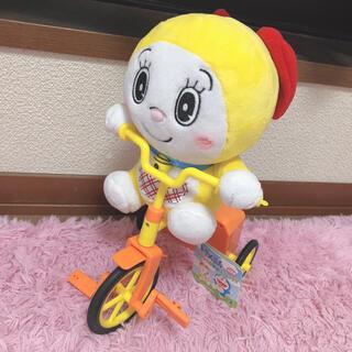 新品未使用タグ付き✨ドラミちゃん わくわく三輪車ギミック2(キャラクターグッズ)