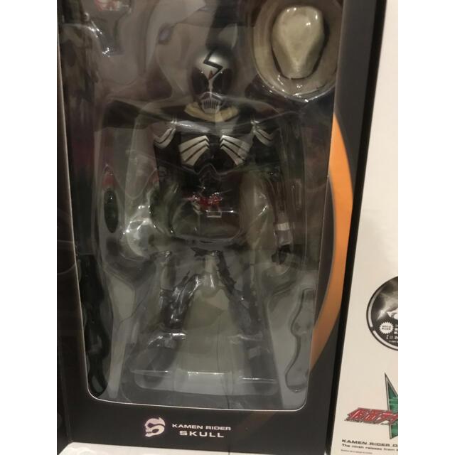 MEDICOM TOY(メディコムトイ)のpbm 仮面ライダー ダブル フィギュア 6点セット エンタメ/ホビーのフィギュア(特撮)の商品写真
