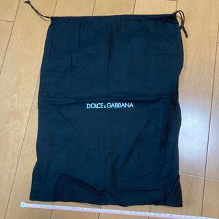ドルチェアンドガッバーナ(DOLCE&GABBANA)のDOLCE&GABBANAシューズ袋(ショップ袋)